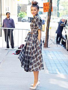 Celebrity Looks - Zendaya