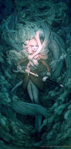 mermaid_by_sirfish-d4hfgu1.jpg 473×1,000 像素