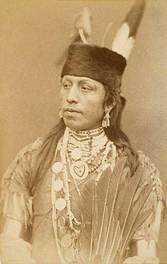 White Thunder - Sicangu Lakota ca1880