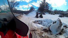 Snowmobiling Bancroft Ontario OFSC