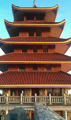 Pagoda, Reading PA- on Mt. Penn at the junction of Skyline and Duryea Drives. Our most famous Landmark.