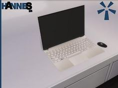 Mod The Sims - H-Teck Ultimate Edition Laptop