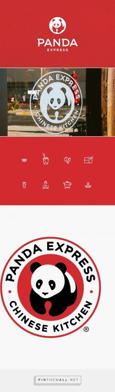 Panda Express | Studio MPLS | Packaging and Branding Design #logodesign #logo
