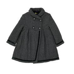 troizenfants manteau style de col