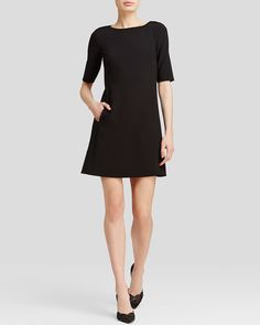 Theory Dress - Jace   Bloomingdale's