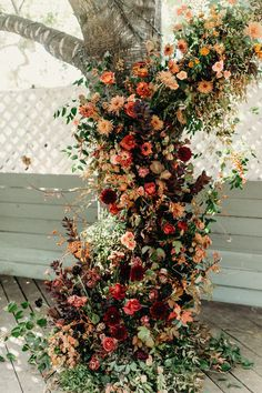 Wedding Venue Inspiration, Wedding Ideas, Wedding Trends, Dog Wedding, Wedding Ceremony, Ceremony Arch, Austin Wedding Venues, Fall Color Palette, Floral Wedding
