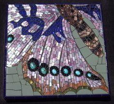 "Butterfly flickr ""Plum Art Mosaics'"""