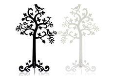 Stojánek na šperky strom