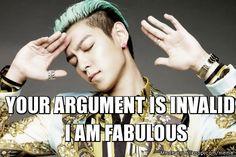 TOP is fabulous | allkpop Meme Center http://www.allkpop.com/meme_view/mx7hg3#axzz2mRL9JuoW