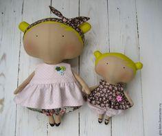 Купить Sweetheart Doll ( Милая кукла) Мама и дочка - желтый, игровая кукла