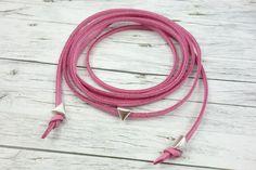 Halsbänder & Choker - Wickelknoten No 24 - mit versilberten Details - ein Designerstück von ladanika bei DaWanda
