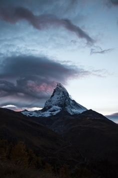 Zermatt Switzerland by Laurent Perren