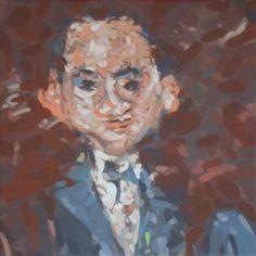 "Saatchi Art Artist noel perrier; Painting, """"More or less"" after SOUTINE / D'A(peu)PRES"" #art"