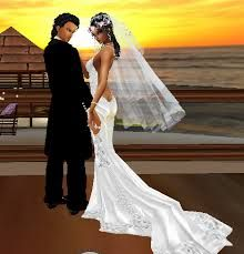 imvu.com Check it out. Weird stuff but that's me on the right. hehe Nice on-line wedding I had. haha Try it, might be on the list.