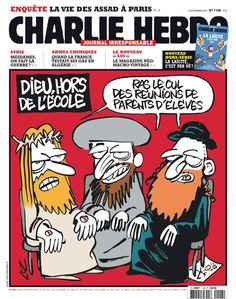 La Une de la semaine du 11 septembre 2013 | Charlie Hebdo - satire - politique - caricature - religion - parodie - propagande