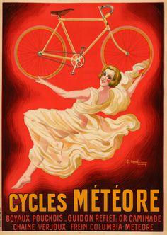 Cycles Météore ~ Edouard Courchinoux