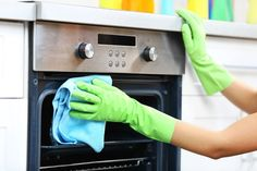 How long has it been since you cleaned your oven? Here are four genius ways to remove built-up grease and grime.