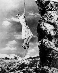 From Sueños Series for Idilio Magazine by Grete Stern, 1949