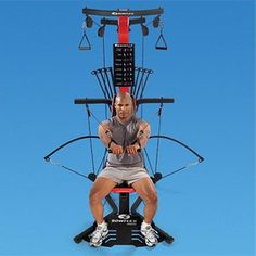 Bow-Flex® PR3000 Power Rod Home Gym