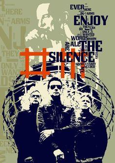 Print Depeche Mode Music poster fine Birthday Gift par Artistico
