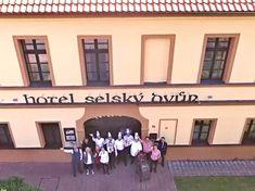 Videopozvánka do Hotelu Selský Dvůr v Praze, Události, Sivek Hotels Atrium, Prague