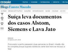 BLOG DO IRINEU MESSIAS: MP da Suíça vieram ao Brasil buscar documentos do ...