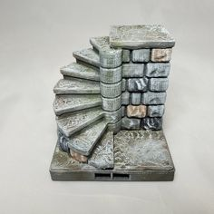 Miniature Bases, Fake Stone, Dungeon Tiles, Warhammer Terrain, Foyers, Game Terrain, Dragon Games, Tile Saw, Halloween Village