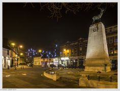 Parliament Square Night by Nigel Lomas on 500px