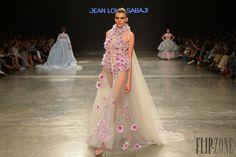 Jean Louis Sabaji Spring-summer 2015 - Couture - http://www.flip-zone.com/jean-louis-sabaji-5600