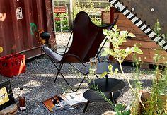 Hardoy Butterfly Chair by Mooris