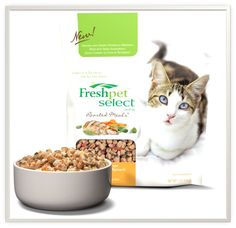 Freshpet select roasted meals, tender bites of fresh chicken is available at Amazon. #Freshpet #FreshpetReviews #FreshpetSelect