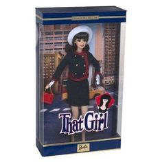 Barbie Doll That Girl Television Character Marlo Thomas in Dolls & Bears, Dolls, Barbie Contemporary Celebrity Barbie Dolls, Old Barbie Dolls, Barbie 2000, Barbie I, Barbie World, Barbie Clothes, Girl Dolls, Dolls Dolls, Marlo Thomas