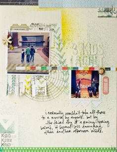 layout from Lisa Truesdell
