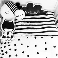 Items similar to Soft Toy / Handmade pillow / Handmade cushion / Handmade doll / Handmade softy / Monochrome decor / Batman toy on Etsy