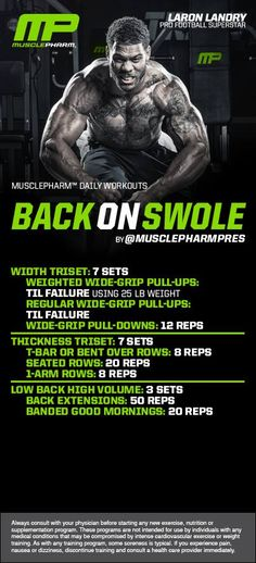 Back on Swole workout | Posted By: AdvancedWeightLossTips.com Back Workout Men, Back Workout At Home, Biceps Workout, Calisthenics Workout, Fit Board Workouts, Chest Workouts, Gym Workouts, Muscle Training, Weight Training
