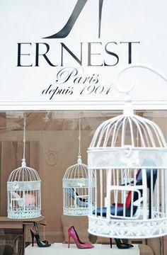 Aujourd'hui OUVERTURE de la BOUTIQUE MAISON ERNEST à CANNES !!!  Boutique MAISON ERNEST CANNES Du 2 mai au 31 août  Gray d'Albion 17 la Croisette 20 rue des Serbes 06400 Cannes  www.maisonernest.com