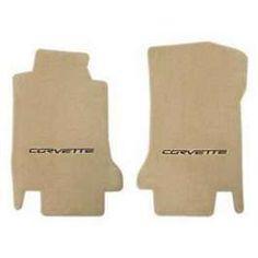 C6 Corvette Lettering Ultimats Floor Mats