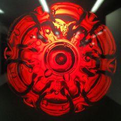 Perché è il rosso va sempre di moda anche se è un fondo di bottiglia. #arte #mostra #art #photography #waterislife #ericmaillet #solocosebelle #contemporaryart #contemporaryphotography #milanodavedere #milanodascoprire#nofilter by la_ellis