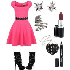 """Rock n' Roll"" by abbyxo7 on Polyvore"