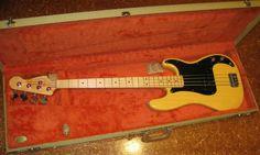2001 50th Anniversary Fender Precision Bass