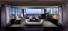 expensive penthouses | 世界で最も高い約200億円の高級マンションの部屋が ...