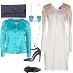 Party serale in villa  outfit donna Bon Ton per serata fuori  59b50446065d