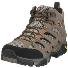 Merrell Merrell Men's Moab Mid Gore-Tex Waterproof « Shoe Adds for your Closet