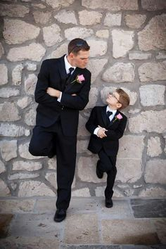 step dad & step son photos ♡