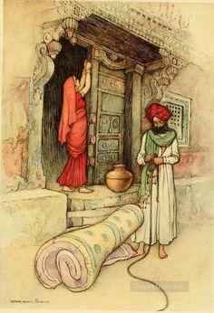 Warwick Goble Falk Tales of Bengal (22 November 1862 – 22 January 1943)