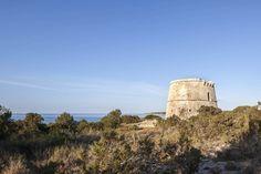 Marià Castelló Martínez · Restoration of Pi des Català Tower