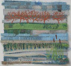 Textile Landscapes 2013 Wetland