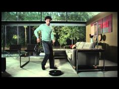 iRobot, Do You? - Marquese 'Nonstop' Scott dancing in the new Roomba commercial to promote the iRobot vacuum cleaner.