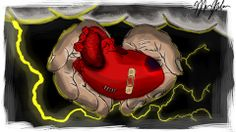Put your heart in loving hands that will protect you in the worst storms