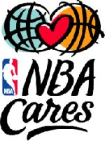 10 NBA teams supporting children with special needs. Repinned by SOS Inc. Resources.  Follow all our boards at http://pinterest.com/sostherapy  for therapy resources.